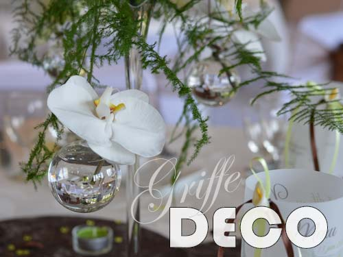 Mariage th me nature chic - Deco salle mariage nature ...