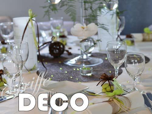 décoration mariage thème nature par griffe déco nancy lorraine