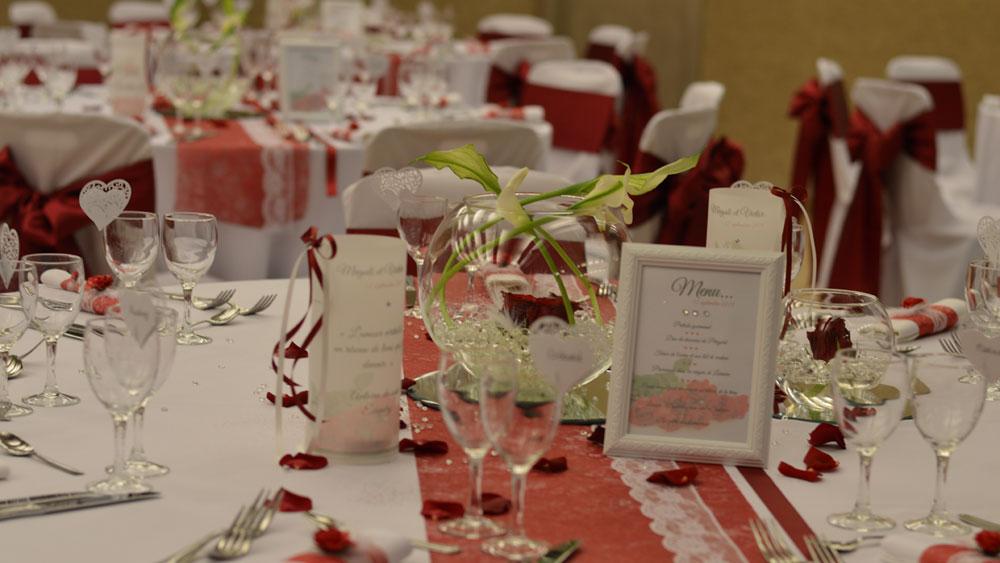 decoration mariage thème cabaret par griffe deco nancy lorraine