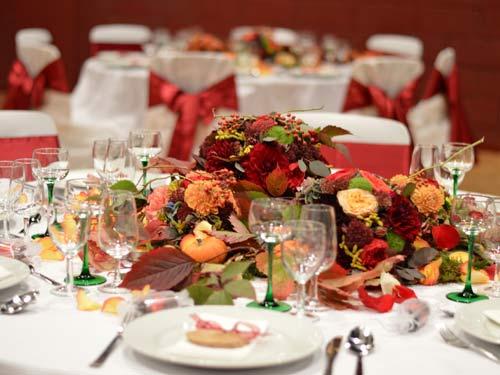 decoration mariage d'automne decoratrice griffe deco nancy lorraine