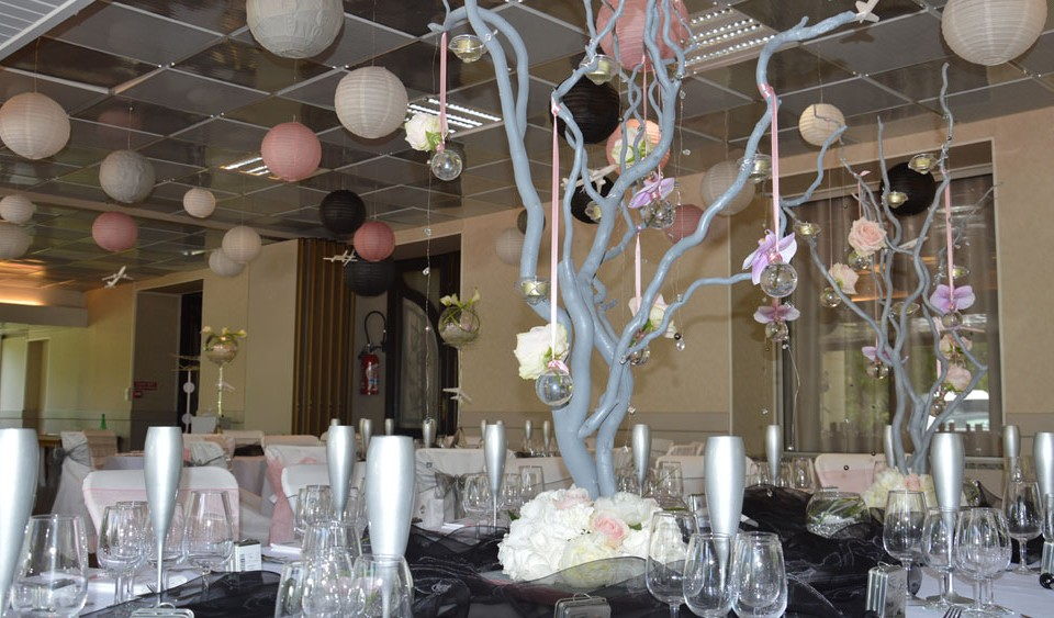 decoration mariage thème voyage par griffe deco nancy lorraine