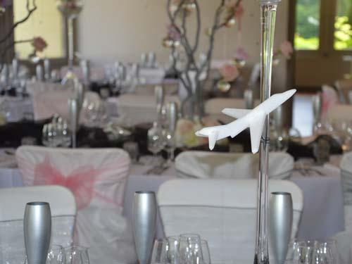 Mariage th me voyage - Decoration table mariage theme voyage ...