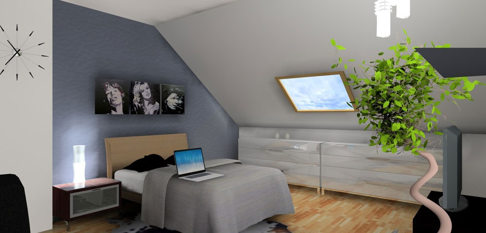 visualisation en 3D par griffe deco nancy